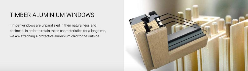 timber, aluminium windows, ireland, internorm,